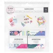 Pink Paislee Paige Evans Horizon Swatch Books 310782