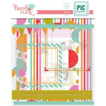 Hazel & Ruby Party On Pic Pockets - HR-PP384