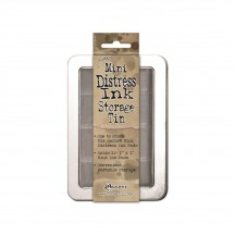 Ranger Tim Holtz Mini Distress Ink Pad Storage Tin TDA42013