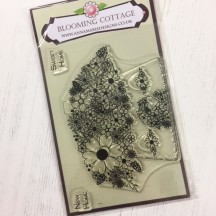 Anna Marie Designs Clear Stamps - Blooming Cottage - BCOT