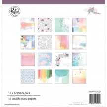 "Pinkfresh Studio Just a Little Lovely 12""x12"" Collection Kit RC500119"