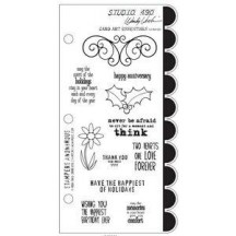 Card Art Essentials Cling Mount Sets Collection from Stampers Anonymous - LCS020