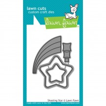 Lawn Fawn Cuts Shooting Star Universal Custom Craft Cutting Dies LF1187