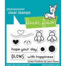Lawn Fawn Little Fireflies Clear Stamps LF1593