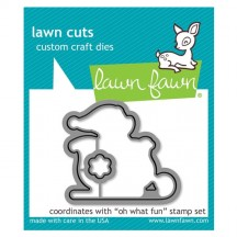 Lawn Fawn Cuts Oh What Fun Universal Craft Christmas Cutting Dies LF1777