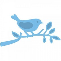 Marianne Designs Creatables - Bird and Small Branch LR0137
