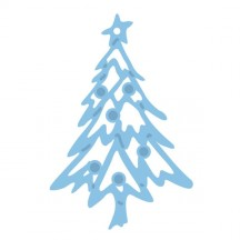 Marianne Designs Tree 1 Creatables Universal Cutting Die LR0174