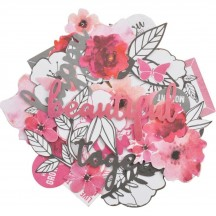 Kaisercraft Magenta Collectables Die-Cut Pieces CT965