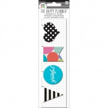 Me & My Big Ideas Create 365 The Happy Planner Magnetic Clips Grateful MAGC-04
