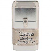Ranger Tim Holtz Distress Marker Storage Tin TDA49425