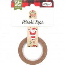 Echo Park My Favorite Christmas Celebrate Santa Decorative Washi Tape MFC190026