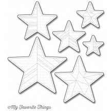 My Favorite Things Stars Above Die-namics Universal Cutting Dies MFT-1022