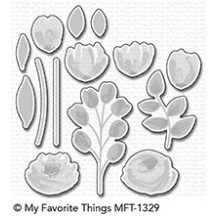 My Favorite Things Painted Prints Die-namics Universal Cutting Dies MFT-1329