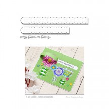 My Favorite Things Essential Sentiments Rip Strips Die-namics Universal Cutting Dies MFT-1109