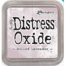 Ranger Tim Holtz Milled Lavender Distress Oxide Ink Pad TDO56065