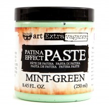 Prima Finnabair Art Extravagance Patina Effect Paste Mint-Green 964757