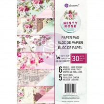 Prima Misty Rose A4 Paper Pad 30 sheets 630966