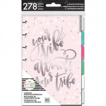 Me & My Big Ideas Create 365 MINI Happy Planner Rainbow Six Month Extension Kit MONM-02