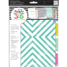 Me & My Big Ideas Create 365 CLASSIC Happy Planner Teal & Gold Month Extension Kit MONT-01