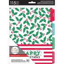 Me & My Big Ideas CLASSIC Happy Planner Christmas Extension Pack MONT-18
