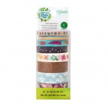 American Crafts Shimelle Never Grow Up Washi Tape Rolls 356189
