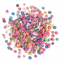 Buttons Galore & More Sprinkletz Garden Party Mixed Embellishment Pack NK108