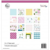 "Pinkfresh Studio Noteworthy 12""x12"" Collection Kit PFRC200120"
