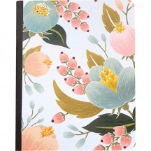 Webster's Pages Floral Composition Planner Notebook NP203