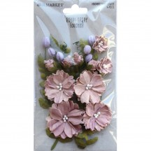 49 and Market Royal Spray Orchid Flowers RS-33997
