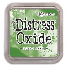 Ranger Tim Holtz Mowed Lawn Distress Oxide Ink Pad TDO56072 green