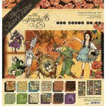 Graphic 45 Magic of Oz Deluxe Collectors Edition Pack 4501899