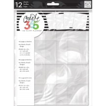 Me & My Big Ideas Create 365 CLASSIC Happy Planner Page Protectors ALPS-03
