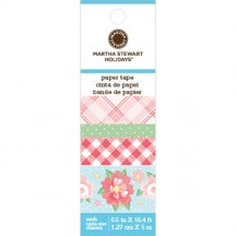 Martha Stewart Crafts Paper Tape - Vintage Girl 41-00172