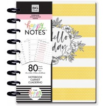 Me & My Big Ideas CLASSIC Happy Planner Notes Journaling Notebook - Hello Today PBJR-01