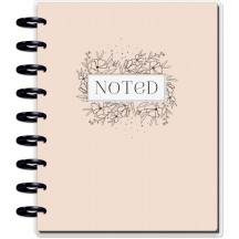 Me & My Big Ideas CLASSIC Happy Planner Notes Journaling Notebook - Radiate Positivity PBJR-32