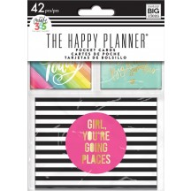 Me & My Big Ideas Create 365 MINI Happy Planner Pocket Cards PC-06