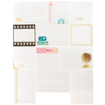 American Crafts Shimelle Photo Overlays 368171