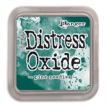 Ranger Tim Holtz Pine Needles Distress Oxide Ink Pad TDO56133