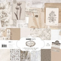 "Kaisercraft Whisper 12""x12"" Paper Pack PK597"