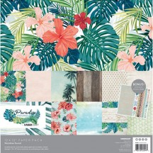 "Kaisercraft Paradise Found 12""x12"" Paper Pack PK599"