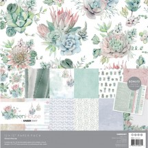 "Kaisercraft Greenhouse 12""x12"" Paper Pack PK601"