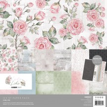 "Kaisercraft Lady Like 12""x12"" Paper Pack PK614"