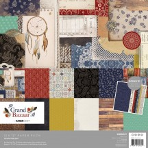 "Kaisercraft Grand Bazaar 12""x12"" Paper Pack PK615"