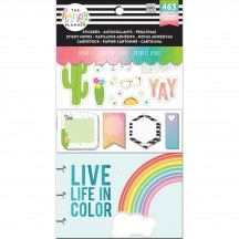 Me & My Big Ideas CLASSIC Happy Planner Multi Accessory Pack Brights PLMP-12