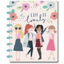 Me & My Big Ideas CLASSIC Happy Planner Notes Notebook - Squad Life PLNO-38
