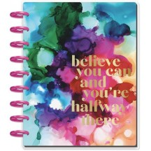 Me & My Big Ideas CLASSIC Happy Planner July 2019 - Dec 2020 Paint Splash PLNR-98