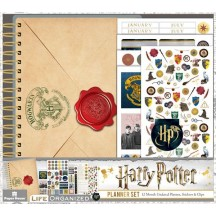 Paper House Mini Harry Potter Undated Planner Set PLS1000