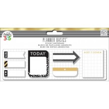 Me & My Big Ideas Create 365 The Happy Planner Basics Gold Small Sticky Notes POSB-01