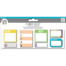Me & My Big Ideas Create 365 The Happy Planner Basics Neon Small Sticky Notes POSB-04