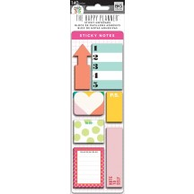 Me & My Big Ideas Create 365 Happy Planner Brights Sticky Notes POSM-06